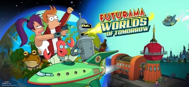 Futurama: Worlds of Tomorrow Screenshot