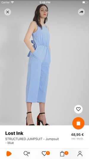 Zalando - Shopping und Fashion Screenshot
