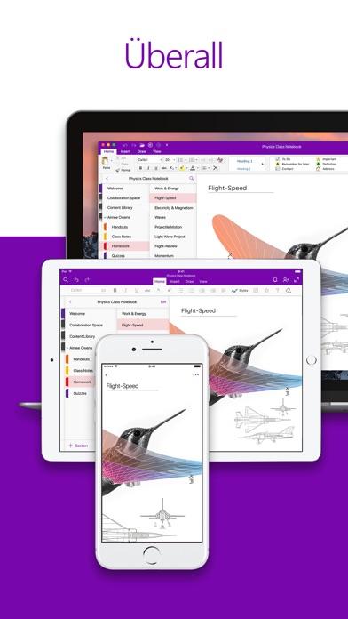 392x696bb Microsoft OneNote - Großes Redesign angekündigt Gadgets Software Software Web
