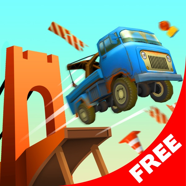 Bridge Constructor Stunts!