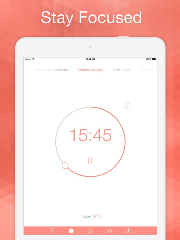Be Focused Pro - Focus Timer For iOS/Watch Ties Lowest Price In Two Months