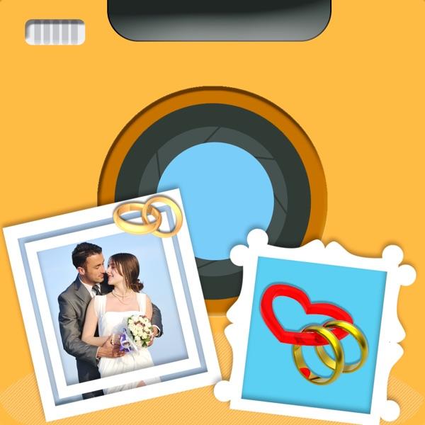 Wedding Photo Frame & Collage