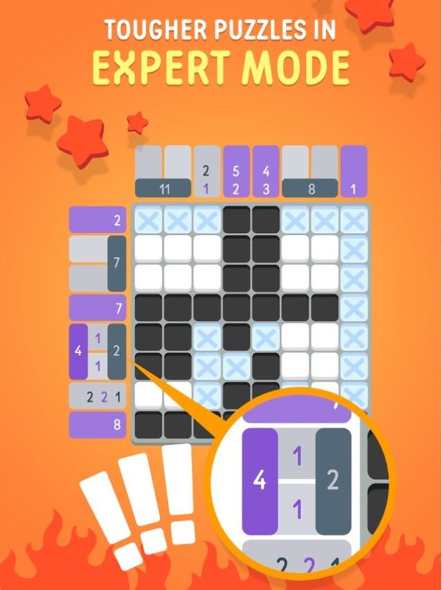 Logic Pic - Nonogram Puzzles Screenshot