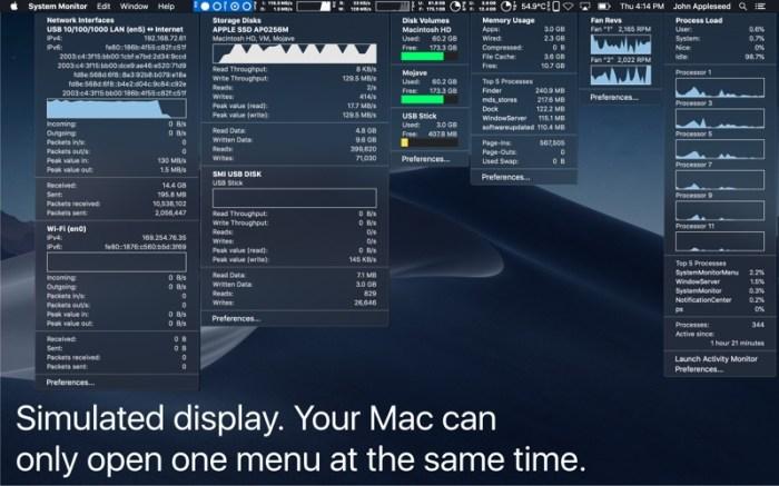 System Monitor Screenshot 02 12v5xon