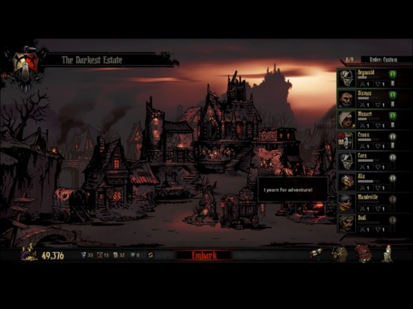 ‎Darkest Dungeon:Tablet Edition on the App Store
