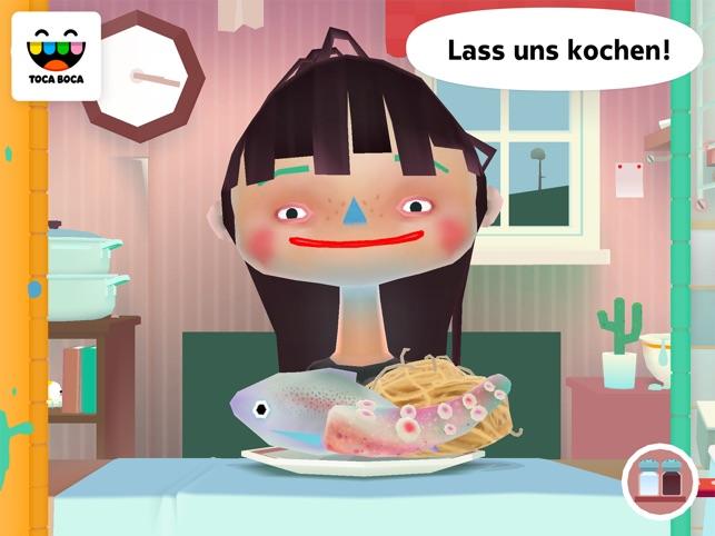 Toca Kitchen 2 Screenshot