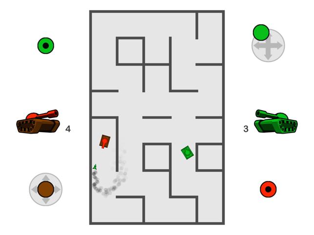 TankTrouble - Mobile Mayhem Screenshot