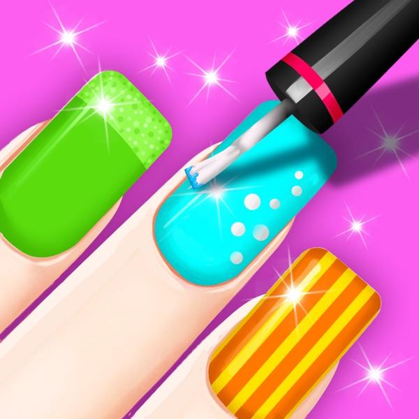Nail Salon - Girls Games