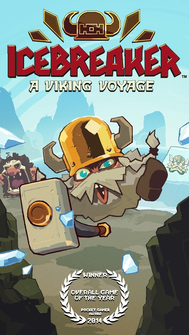 Icebreaker: A Viking Voyage Screenshot