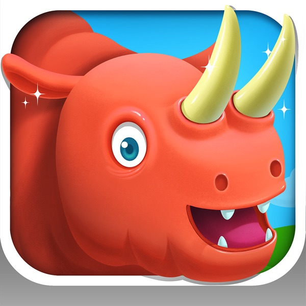 Dinosaur Park 2 - Fossil dig & Discovery dinosaur games for kids