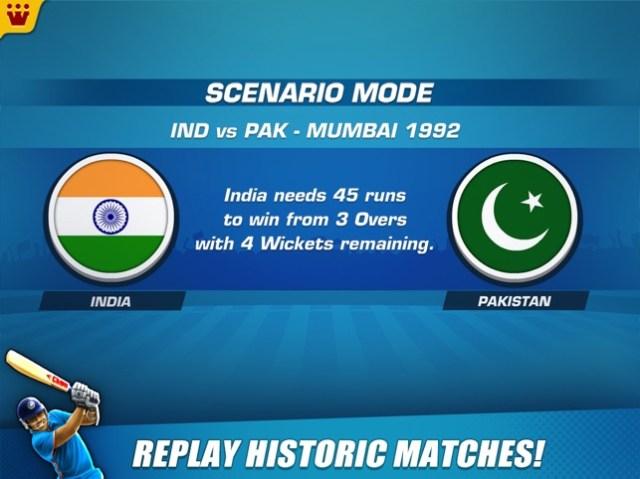 Power Cricket T20 - 2016 Screenshot