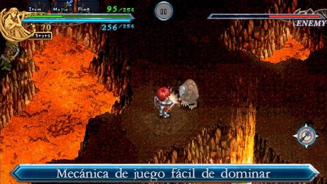 Ys Chronicles II Screenshot