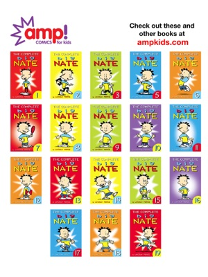 The Complete Big Nate 4 On Apple Books