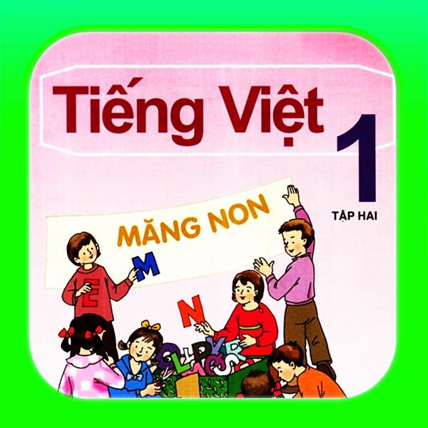 Sách tiếng Việt Lớp 1 tập 2