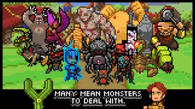 Knights of Pen & Paper Screenshot