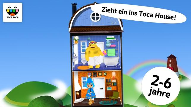 Toca House Screenshot