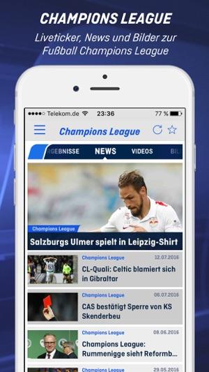 ran | NFL, Bundesliga, Boxen & Sport News + Videos Screenshot