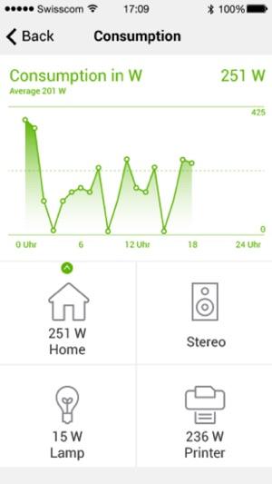 myStrom Mobile Screenshot