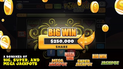 PowerUp Slots™ - Free PowerUp Slot Machine 1.3 IOS