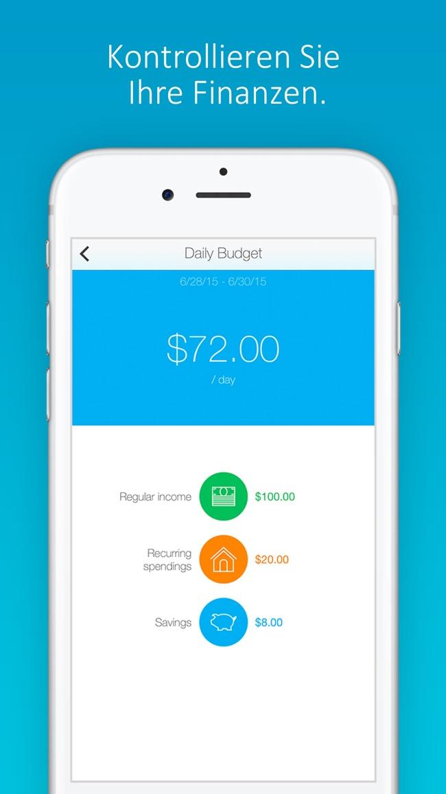 Daily Budget Original Pro Screenshot