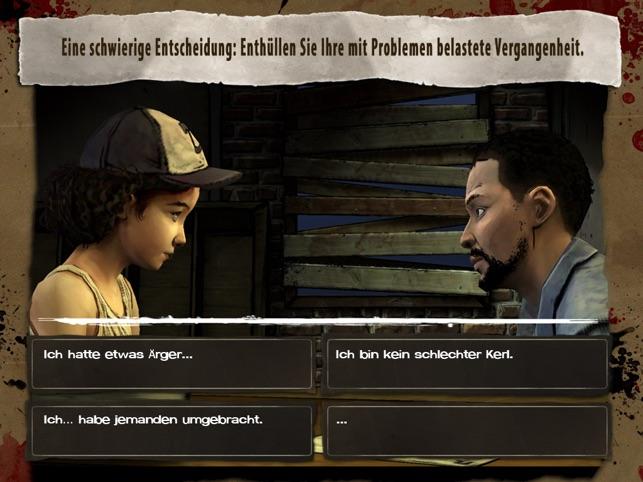 Walking Dead: The Game Screenshot