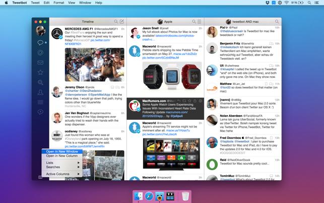 Tweetbot 2 for Twitter Screenshot