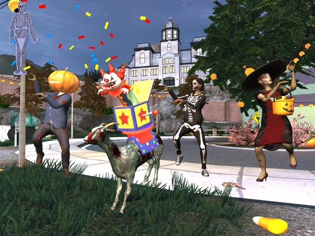 Goat Simulator GoatZ Screenshot