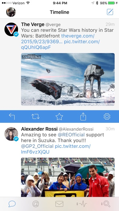 Tweetbot 4 for Twitter Screenshot