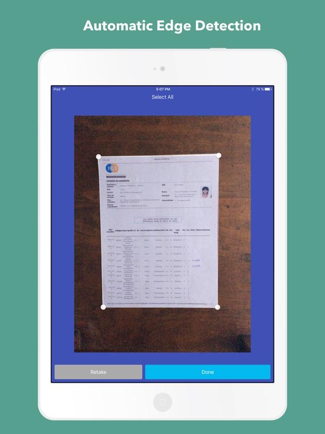 Jet Scanner | Photo to PDF, scan image documents Screenshot