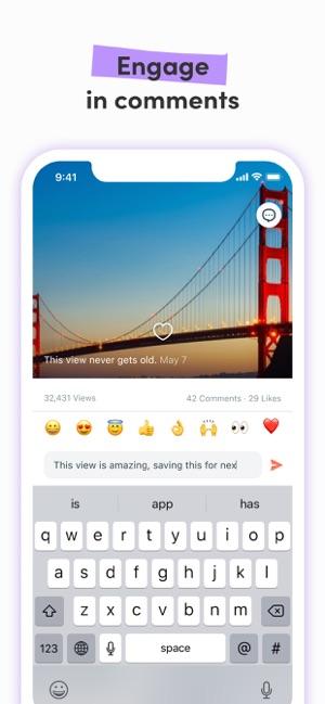 Playsee: Social Video Map Screenshot