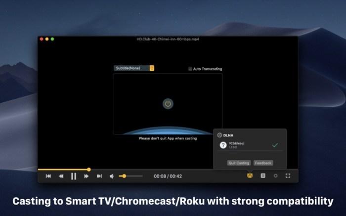 OmniPlayer Pro - Media Player Screenshot 02 136ypkn