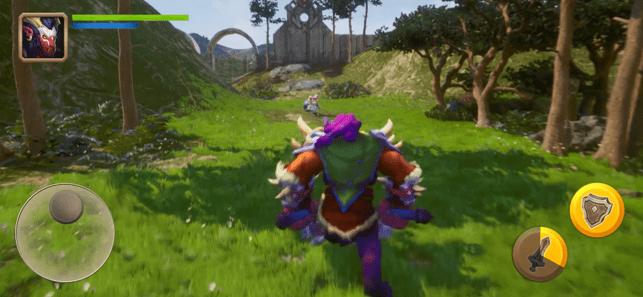 Juggernaut Wars – Épico RPG Screenshot