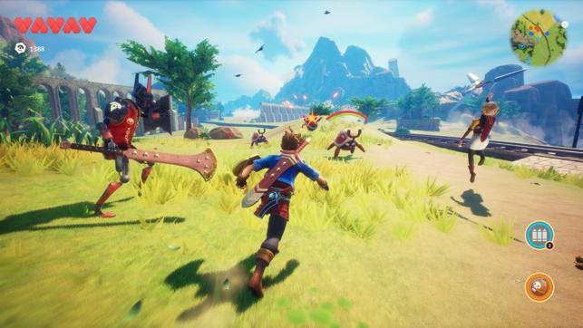 Oceanhorn 2 Screenshot
