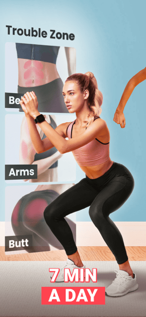 Home Fitness for Weight Loss Screenshot