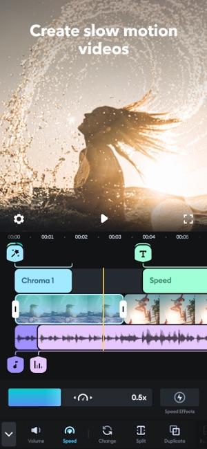 Splice - Video Editor & Maker Screenshot