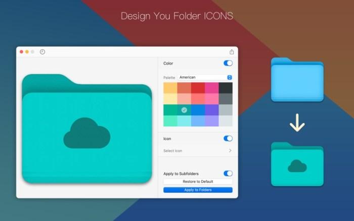 Foldor-Design Your Folder Icon Screenshot 01 57tpe1n