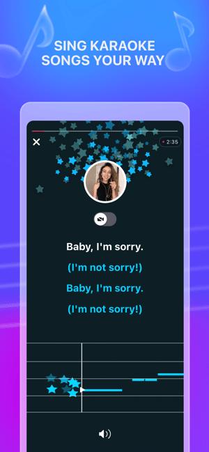 Smule: Karaoke Singing App Screenshot