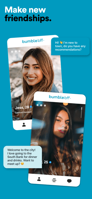 Bumble - Dating & Meet People Screenshot