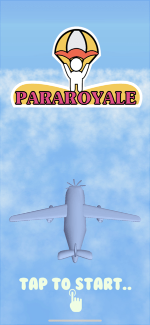 ‎ParaRoyale Screenshot