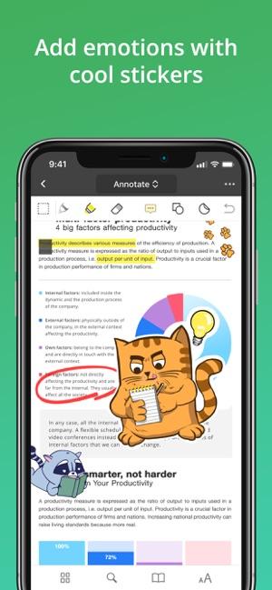 PDF Expert: PDF Editor, Reader Screenshot