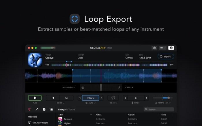 Neural Mix Pro Screenshot 03 1356obn
