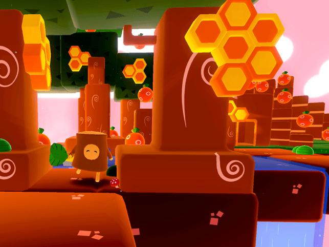 Woodle Tree Adventures Deluxe Screenshot