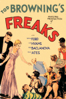 Tod Browning - Freaks  artwork