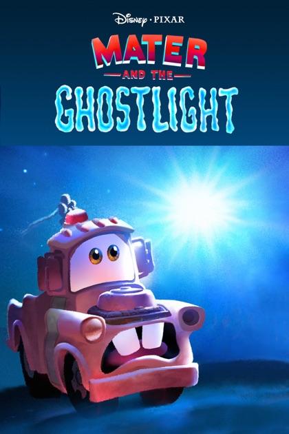 Pixar Mater Film Short And Ghostlight