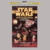 Timothy Zahn - Star Wars: The Thrawn Trilogy, Book 2: Dark Force Rising  artwork