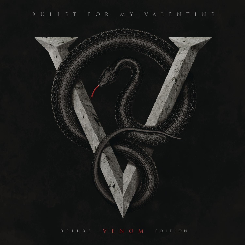 Bullet For My Valentine Venom Deluxe Edition 2015
