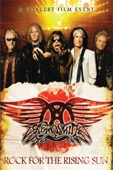 Aerosmith, Steven Tyler, Joe Perry, Joe Perry, Tom Hamilton, Brad Whitford & Joey Kramer - Rock for the Rising Sun  artwork