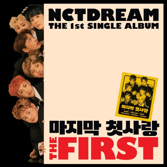 NCT DREAM - The First - The 1st Single Album