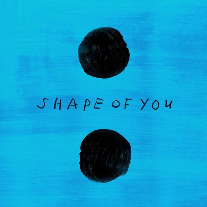 红发艾德 - Shape of You - Single