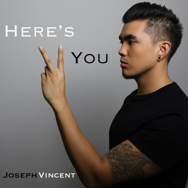 Joseph Vincent - Here's 2 You - EP